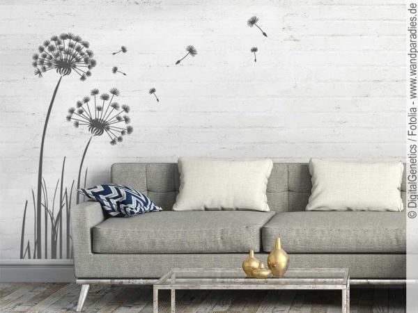 Wandtattoo Pflanzen Pflanzenmotive Als Wandaufkleber